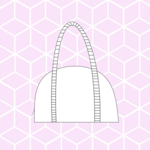 Lunch bag Elsa PDF pattern