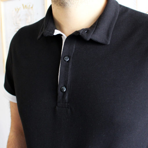 Polo homme William patron couture