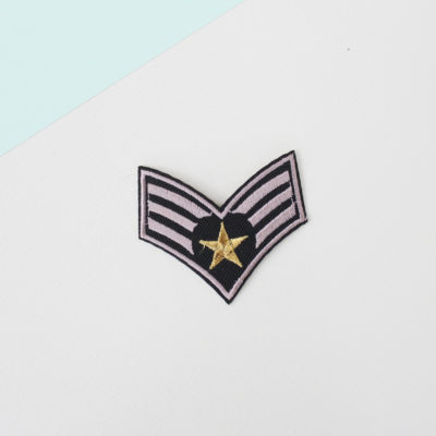 patch army thermocollant