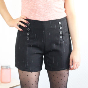 Short Brooklyn Meteore noir