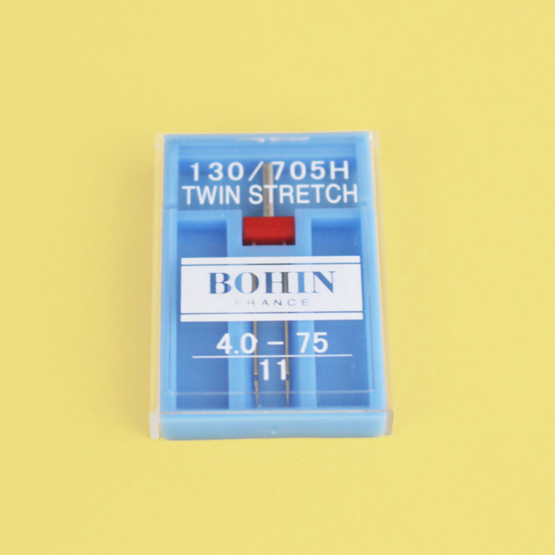Aiguilles machine Twin Stretch BOHIN
