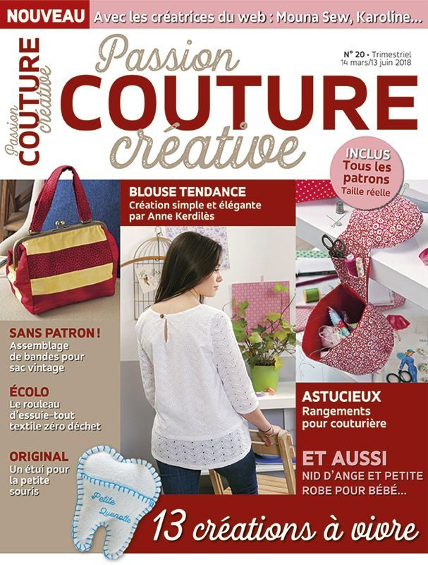 Mouna Sew dans Passion Couture