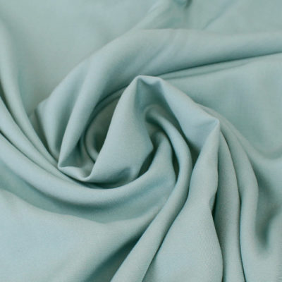 Tissu viscose dusty mint