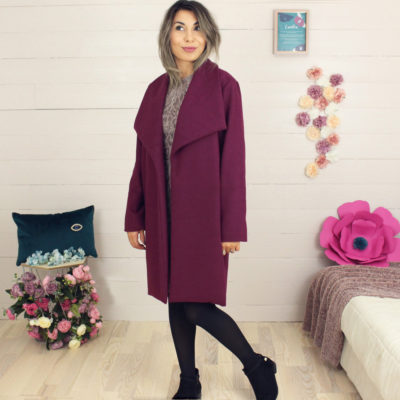 Kit couture manteau Olga