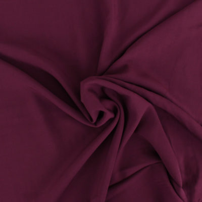 Viscose lie de vin