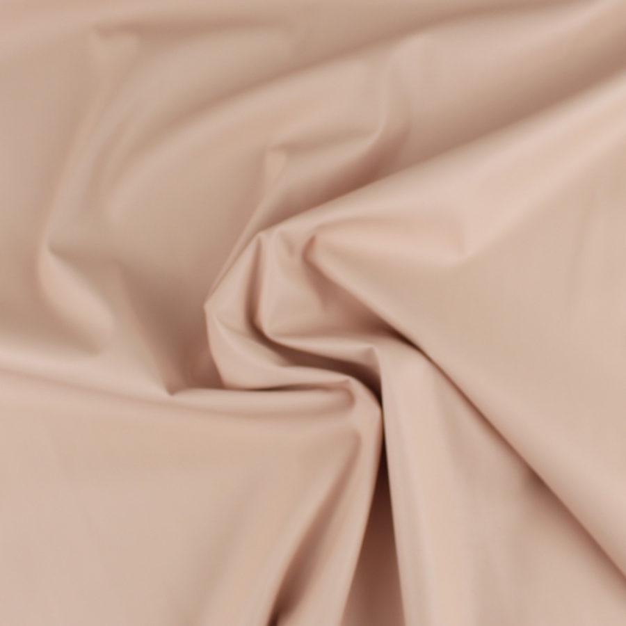 Tissu Simili cuir rose clair