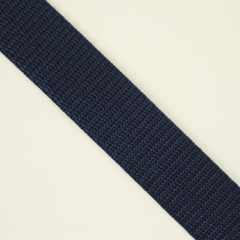Mercerie Mouna Sew - Sangle bleu marine 25 mm