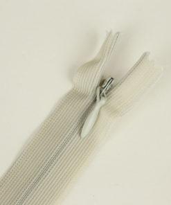 Mercerie Mouna Sew - Zip invisible beige clair