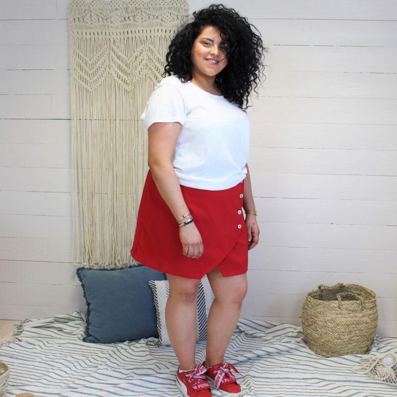 PAstron de couture mounasew jupe Victoire