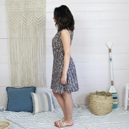 Kit couture robe océane jersey pépite de soleil