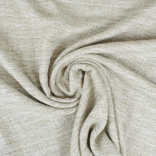 Tissu tweed sable d'or channel