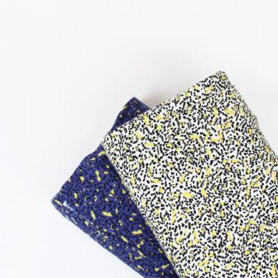 Tissu viscose summer leopard