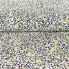 Tissu viscose summer leopard blanc