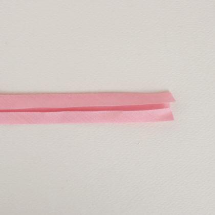Biais rose malabar 20mm