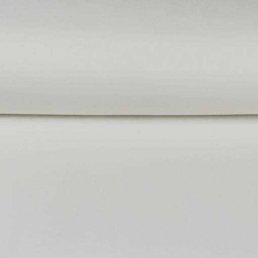 Tissu crêpe mousseux blanc cassé
