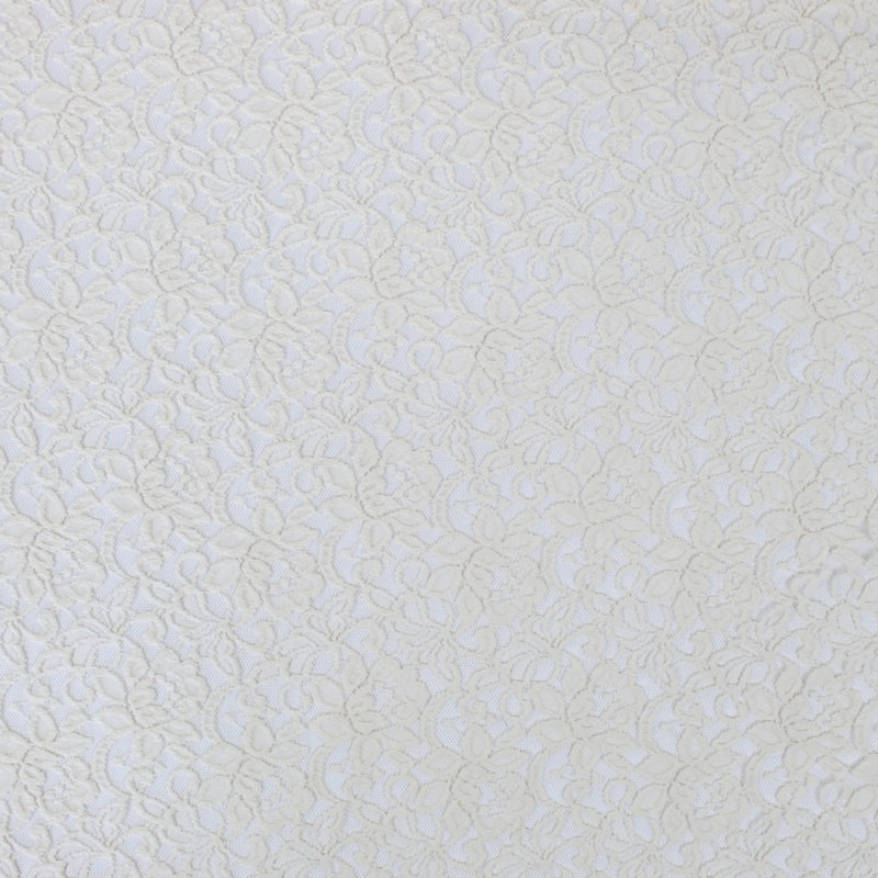 Tissu Dentelle Rosita - écru