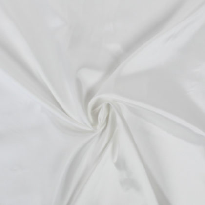 Tissu Doublure antistatique blanc cassé