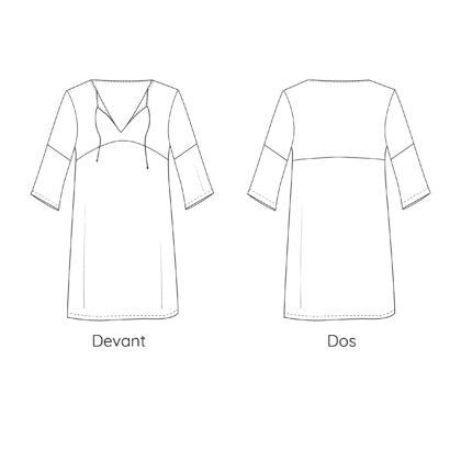Patron robe MS 11.19