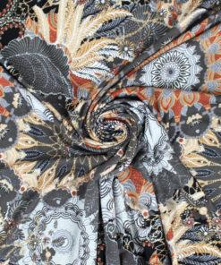 Tissu Jersey viscose Print