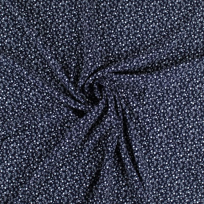 Tissu Viscose bulles