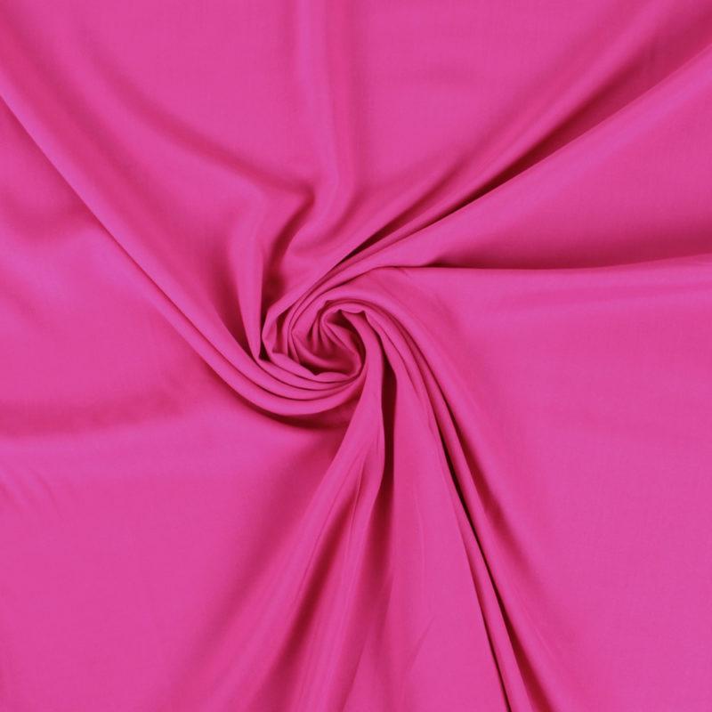 Tissu Viscose fuchsia