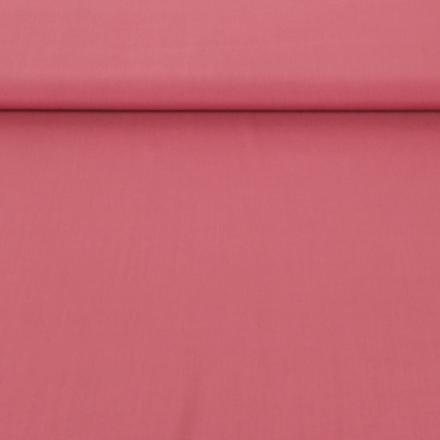 Tissu Viscose rose des bois