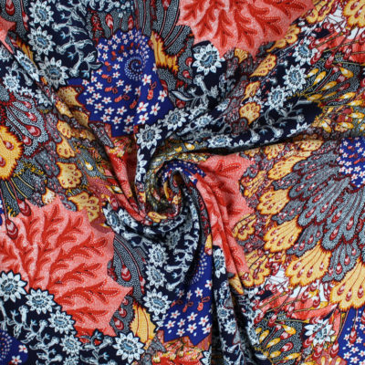 Tissu Viscose twill Pantheon