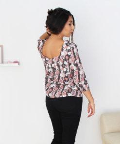 patron blouse Penta MounaSew