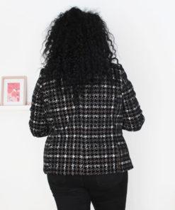 patron couture veste Monica dos