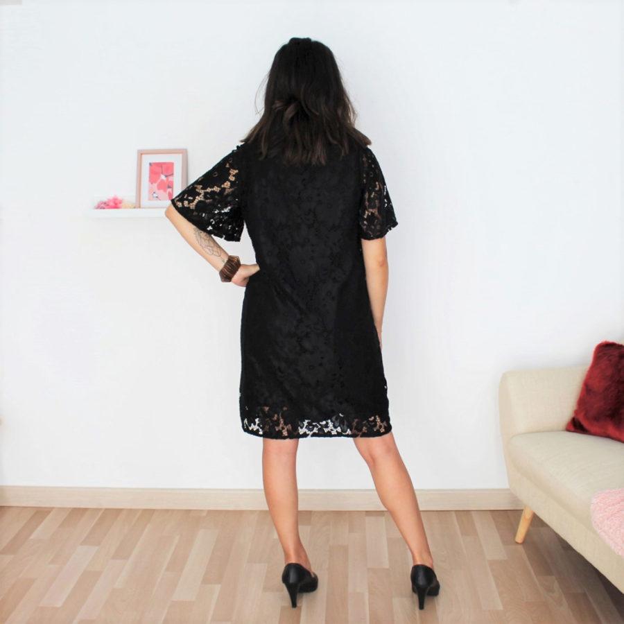 patron couture robe Graziella facile