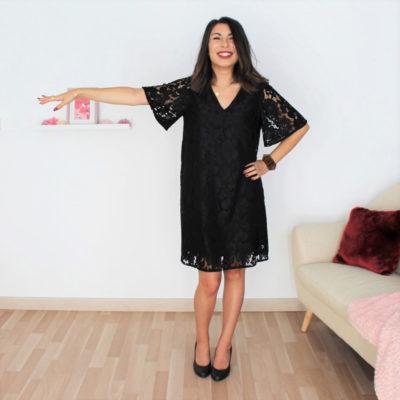 patron couture robe Graziella MounaSew