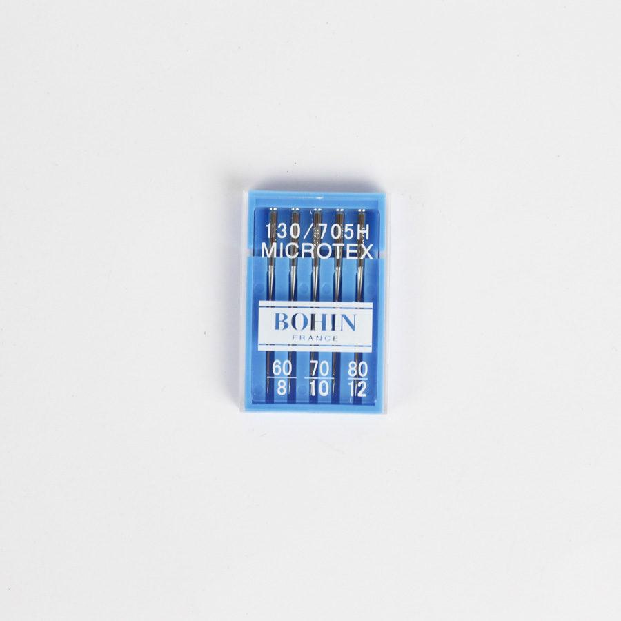 Aiguilles machine Microtex 60-80