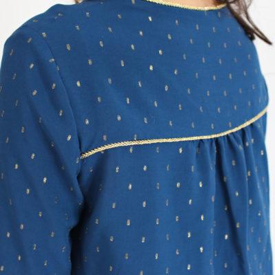 Patron blouse MS 12.19