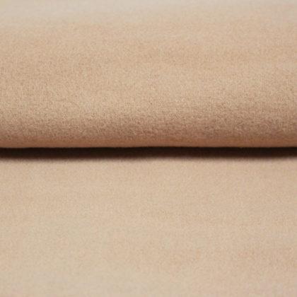 tissu Faux lainage - vieux rose