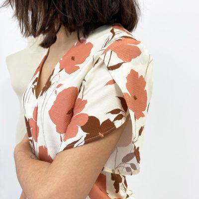 Patron blouse MS Mars