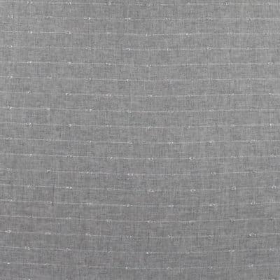 Viscose lurex - gris