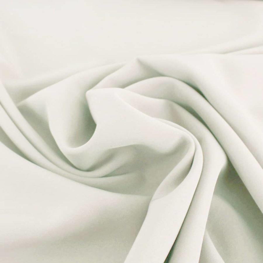 """Tissu """"Le Sublime"""" blanc cassé"""