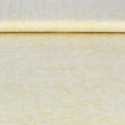 Viscose lin - jaune