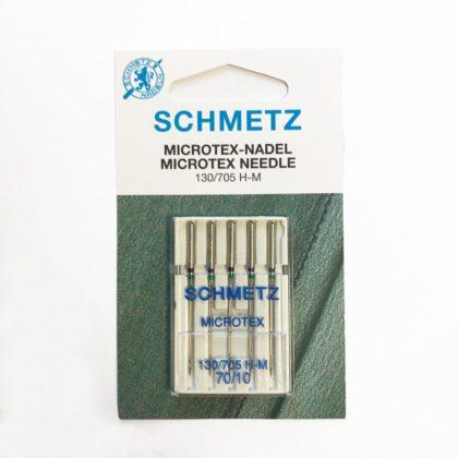 Aiguilles machine Microtex 70