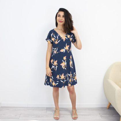 Patron couture blouse MS Mai