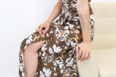 robe ms mai longue