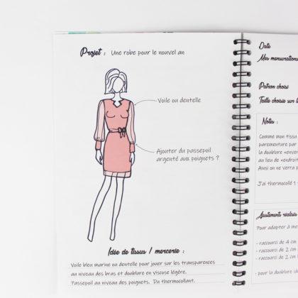 Carnet de couture