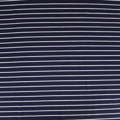 Jersey marinière lurex