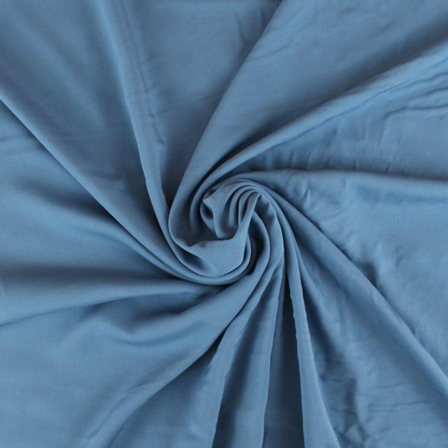 Viscose - bleu jean
