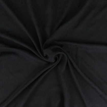 Viscose Jacquard - noir