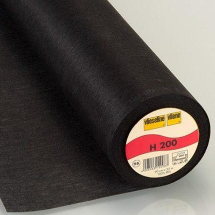 Thermocollant Vliesline H200 noir
