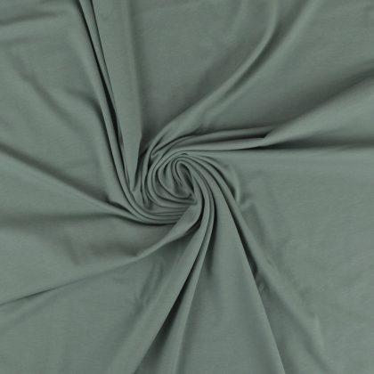 Jersey de coton bio - vert