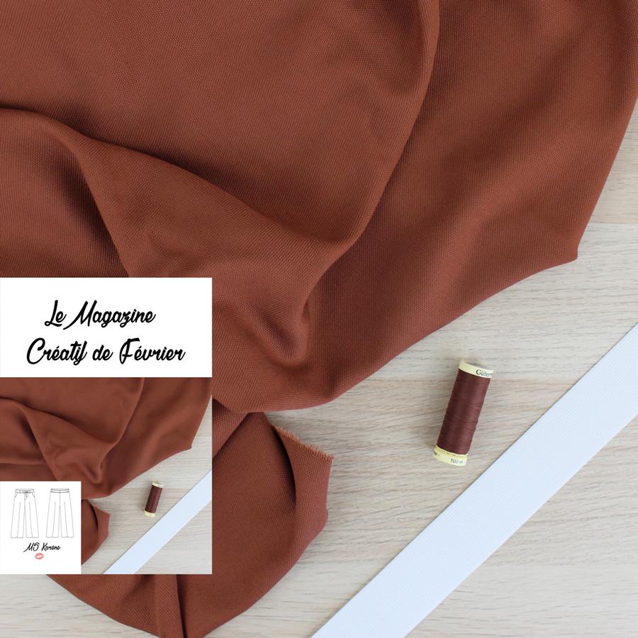 Box couture MS Box février 2021