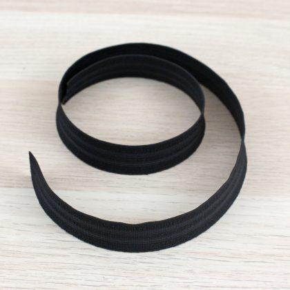 Elastique Caleçon 25 mm - noir