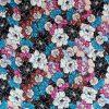 Jersey viscose Maxi Flowers - terre
